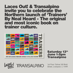 northern launch of trainers by neal heard f