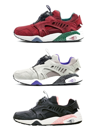 PUMA TRINOMIC CRACKLE PACK - DISC BLAZE - AVAILABLE NOW - The Drop Date f8f5c89f0