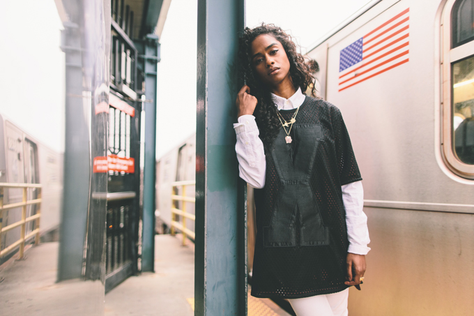 Puma: New Collection With Vashtie Kola SS15