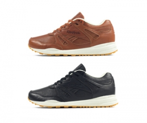 reebok ventilator reupholstered size exclusive brown black leather f