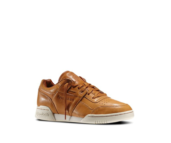 54a431bdf42 REEBOK WORKOUT PLUS x HORWEEN LEATHER COMPANY - AVAILABLE NOW - The Drop  Date