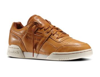reebok workout plus horween leather brown tan p