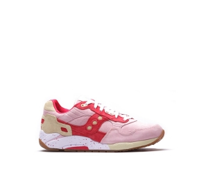 saucony originals scoops pack g9 shadow 5 vanilla strawberry cream pink red white f