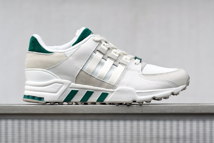 How to Line up for the WHITE EQT SUPPORT 93/17 BOOST BOAT in