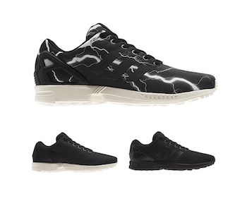 the drop date adidas originals zx flux black elements pack 1