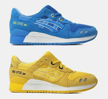check out b7bdb cf4a4 ASICS GEL-LYTE III - CMYK PACK - AVAILABLE NOW