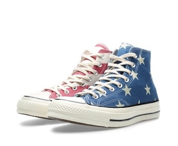 the drop date converse chuck taylor all star hi vintage flag p