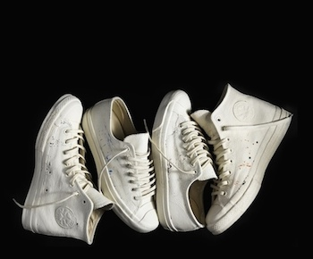 the drop date converse x  Maison Martin Margiela chuck taylor all star ox and hi p