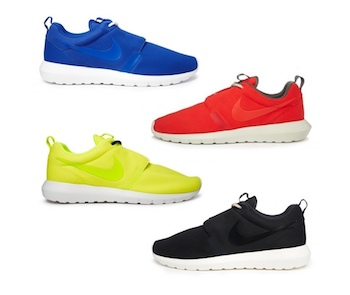 the drop date ct nike roshe run motion red yellow blue black  copy