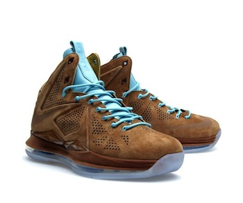 wholesale dealer ef938 01213 NIKE LEBRON X EXT HAZELNUT 607078-200