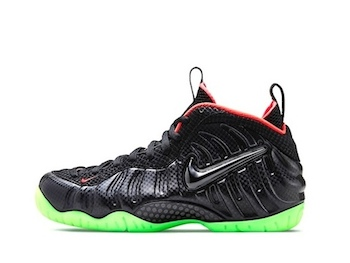 the drop date nike air fomaposite pro premium glow p