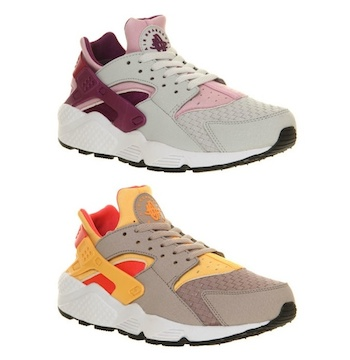 the drop date nike air huarache le wmns new colourways p