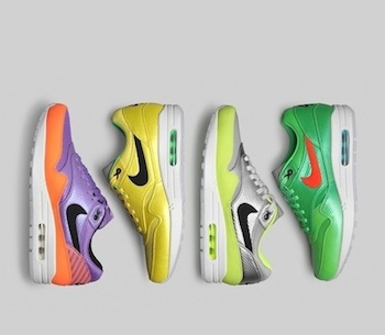 the drop date nike air max 1 fb pack p