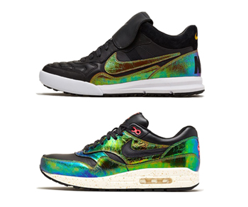 NIKE TROPHY COLLECTION AIR MAX 1 SUPREME QS & TIEMPO LUNAR