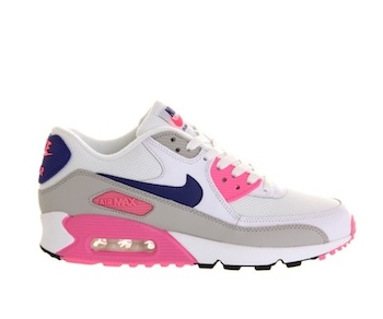 the drop date nike air max 90 concord womens p