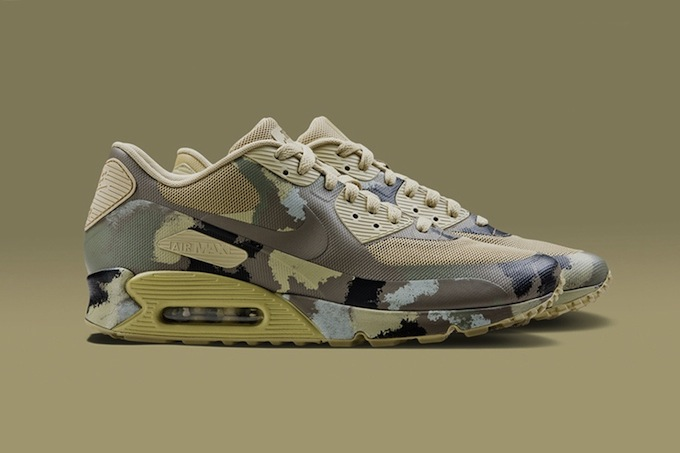 camouflage nike air max