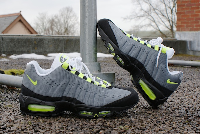 Meet the Designer Who Made the Nike Air Max 95