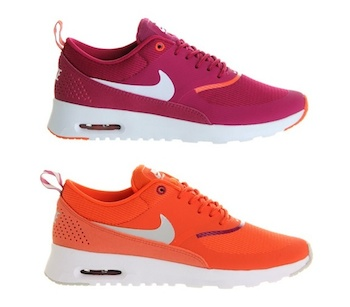 Nike Air Max Thea Orange Bright Magenta