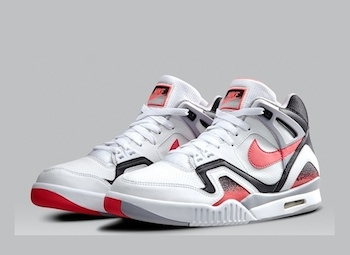the drop date nike air tech challange ii hot lava copy 2