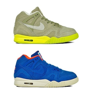meilleur authentique bc1aa d5fca NIKE AIR TECH CHALLENGE II - SUEDE PACK - AVAILABLE NOW