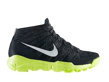 the drop date nike flyknit trainer fsb black volt copy
