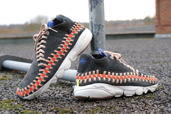 timeless design 086ad a77d8 ... Nike Air Footscape Woven Chukka in the Night Stadium colourway, hit the  click-through to our RELEASES page here… By  chrisaylen