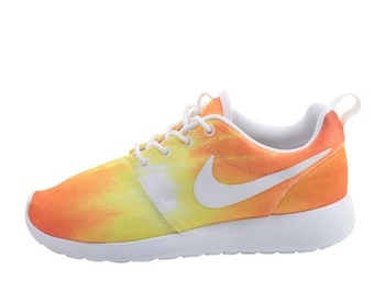 the drop date nike roshe run sunset p