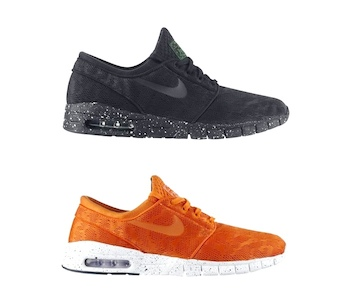the drop date nike sb stefan janoski max speckle 1