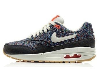 buy cheap 36c52 6227a Nike x Liberty London Air Max 1 Pixel Print Womens