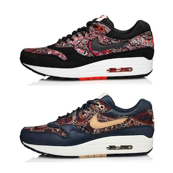new zealand nike air max 1 paisley b914e 9dfa2