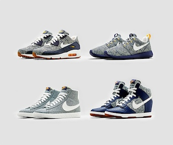 save off catch best value NIKE X LIBERTY LONDON COLLECTION - AVAILABLE NOW