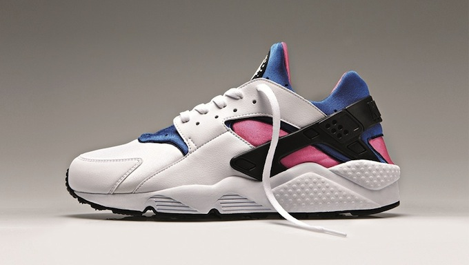 Huaraches Pink And Blue