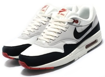 Nike Air Max 1 OG–Dark Obsidian Neutral Grey Kwiecen 2013