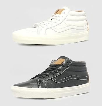 the drop date vans sk8-mid california collection p