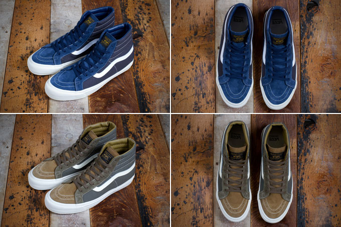 0f8d7fffe9 Vault by Vans x WTAPS OG Classics Collection for Fall 2013