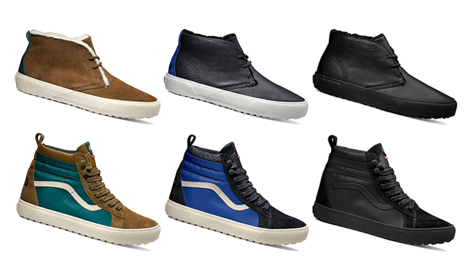 51a92d131 Vault by Vans x The North Face Collection - The Drop Date